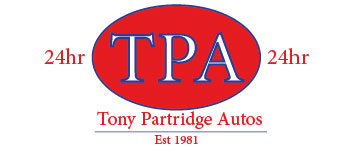 tonypartridgeautoslogo